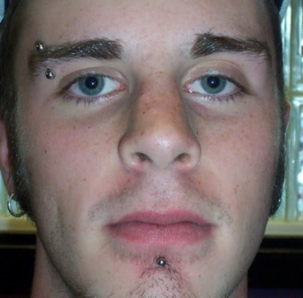 Body Piercing By Jason Inksomnia Tattoosinksomnia Tattoos