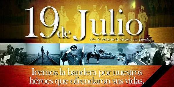 El Día de los Héroes de la Nación y sus familias fue institucionalizado en la Ley 913 del 2004.