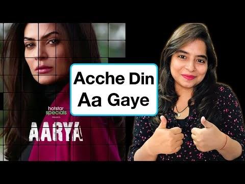 Aarya Movie Review by Deeksha Sharma