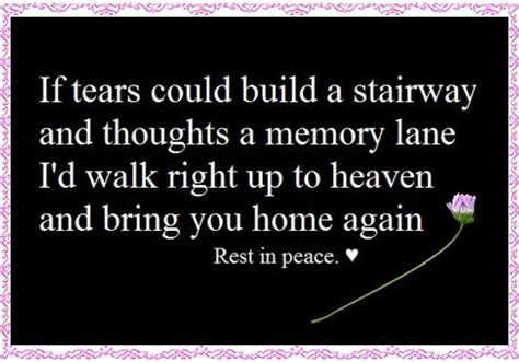 Rest In Peace Quotes For My Grandmother