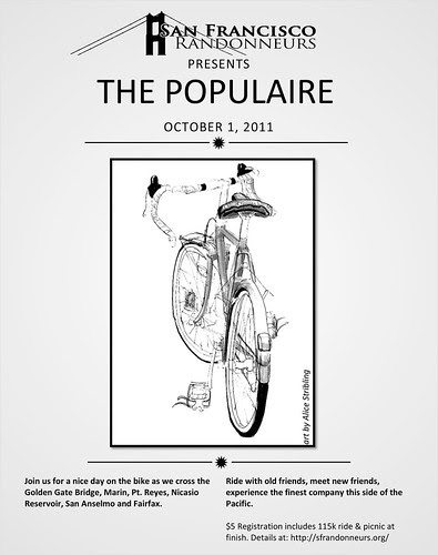 Populaire poster