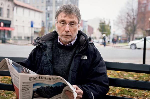 Martin Baron, ex director de The Boston Globe, hoy en el poderoso Washington Post (Gentileza Andrew Propp)