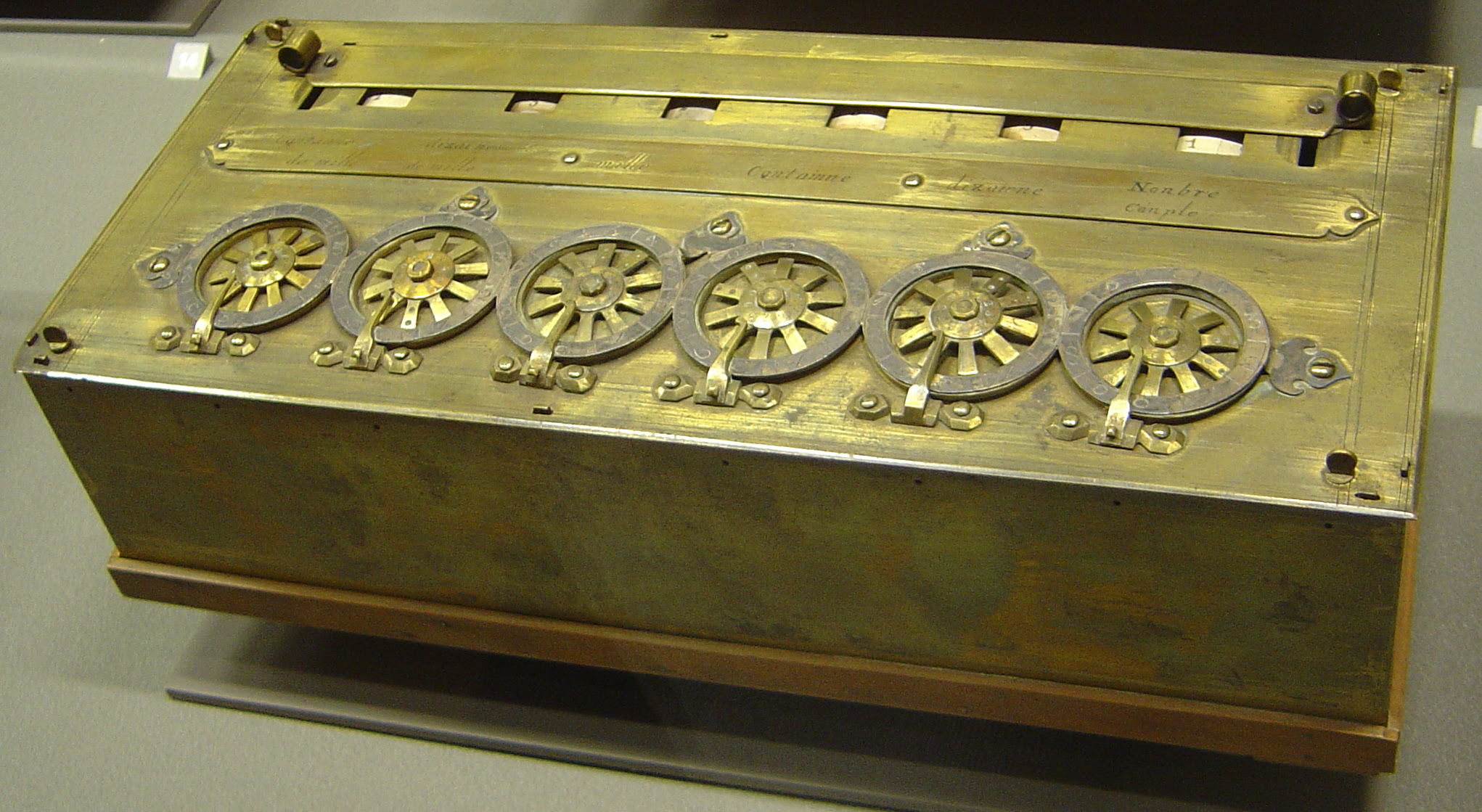 História dos Microprocessadores
