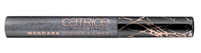 Metallure by CATRICE – Mascara Topper & Liner.