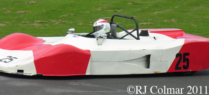Will Arif, Royale RP42, Castle Combe