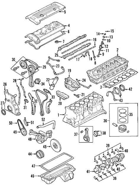 Parts.com® | BMW ENGINE BLOCK PartNumber 11117838751