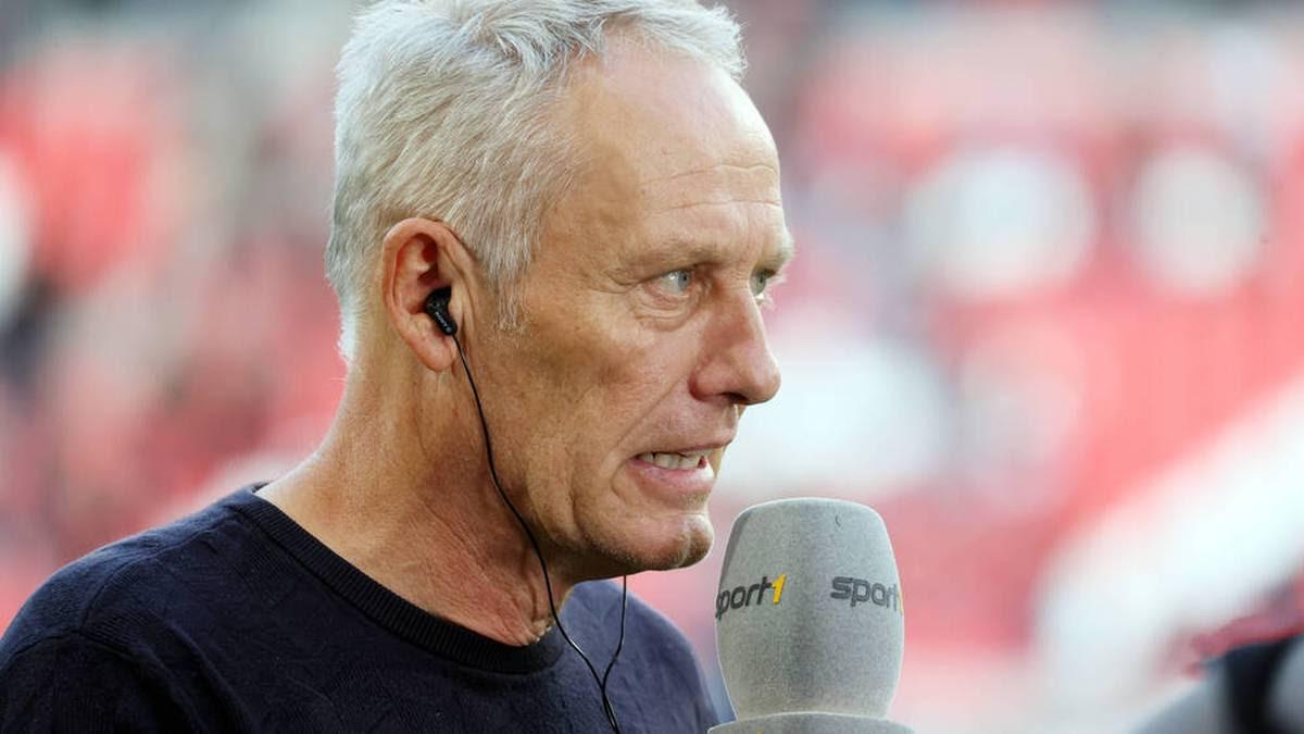 Bundesliga: Freiburg-Trainer Christian Streich über Newcastle-Übernahme