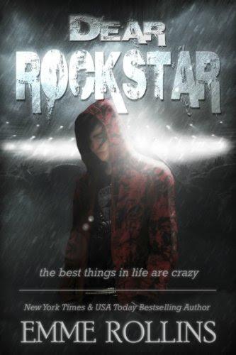 Dear Rockstar (New Adult Romance) by Emme Rollins