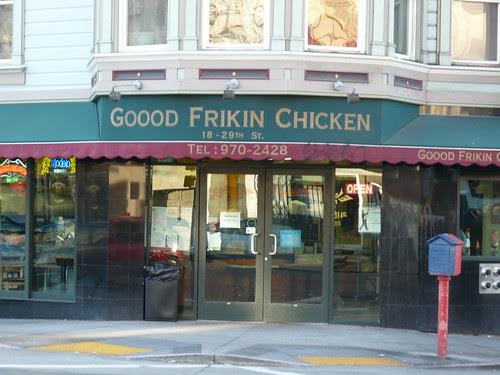 Good Fricken Chicken