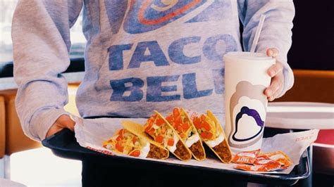 taco bell     healthiest fast food chains