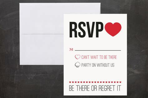 How to Handle Guests That Don?t RSVP   Hello Productions