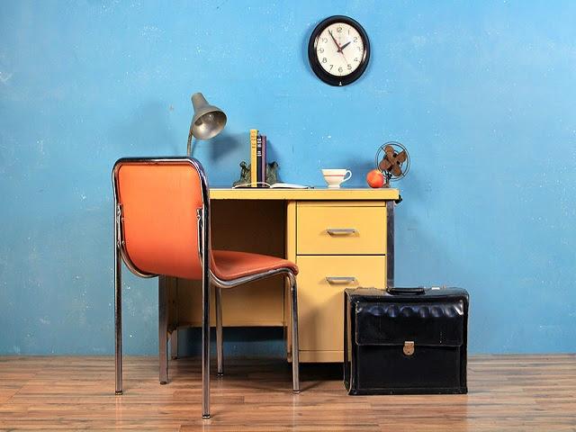 Interior Kamar Tidur Vintage, Menata Area Istirahat dengan ...