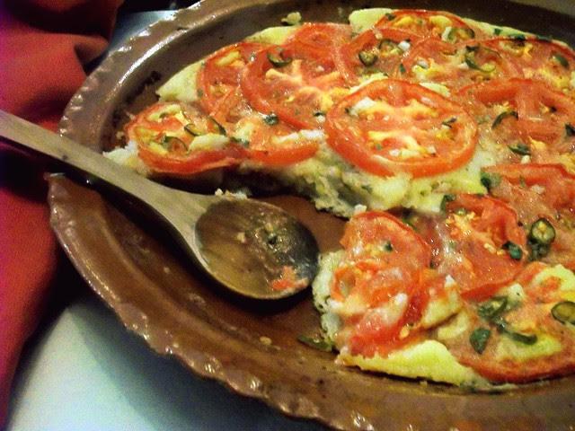 Tomato Cobbler 3
