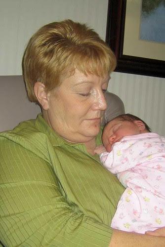 Grandma fits just right