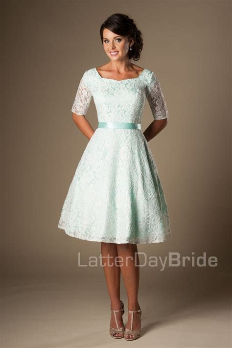 Reagan Mint   Clothes   Dresses, Modest formal dresses