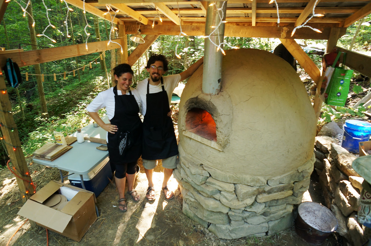 Better Outdoor Pizza Oven: Cob Oven Building Plans | The Year of Mud