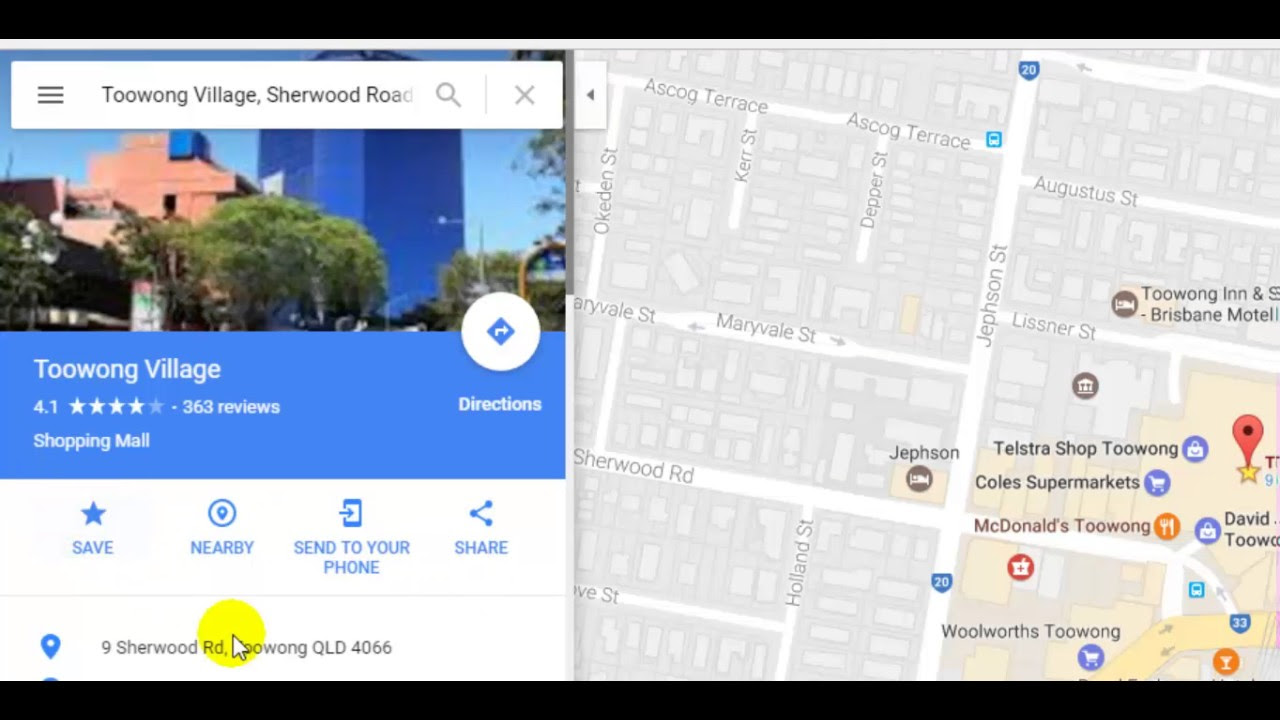 How To Remove Starred Places In Google Maps Youtube