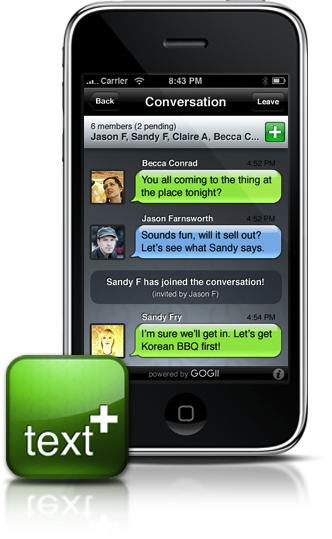 I recommend this app because all the others like Textfree from Pinger,