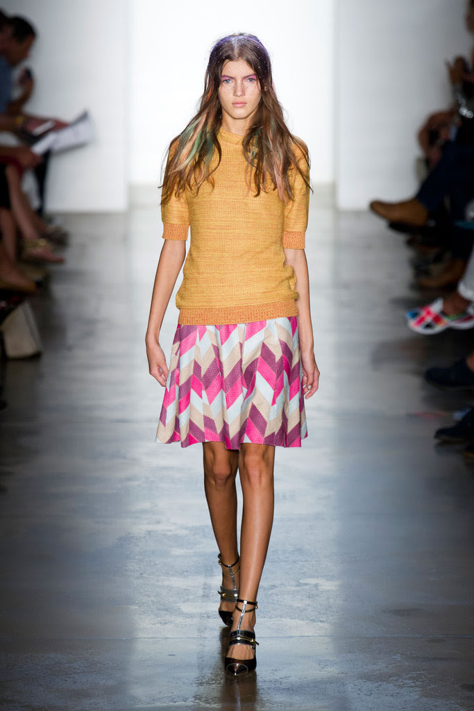 crave4fashion:  Peter Som Spring 2013 collection New York Fashion Week