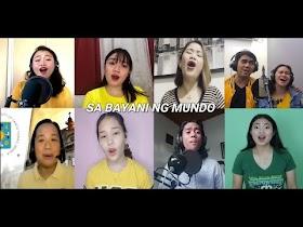 Bayani Ng Mundo by UST Nursing Alumni Association [Official Music Video]