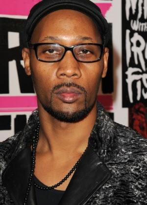 Rapper RZA tem 44 anos
