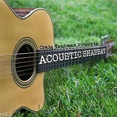 Craig Taubman Presents Acoustic Shabbat