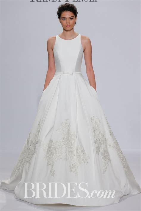 Randy Fenoli for Kleinfeld Grace Wedding Dress Spring 2018