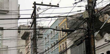 Nos dois primeiros meses deste ano três toneladas de cabos foram recolhidas / Foto: Fernando da Hora