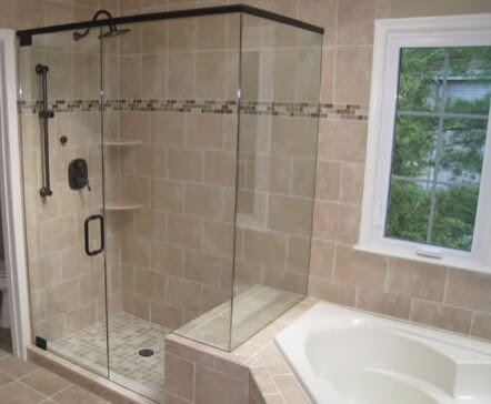 Quality Frameless Shower Doors California Frameless Shower Doors