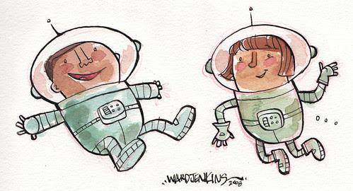 Space kids 3