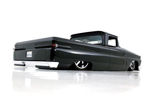 The Amazo Effect: 1963 Chevy C10   Black Ice