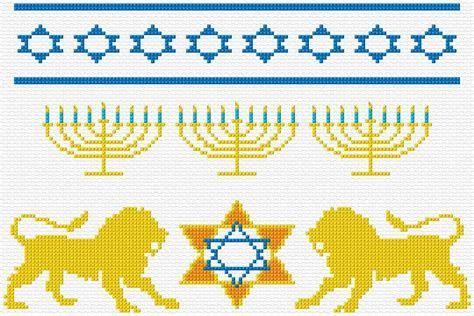 jewish symbol borders Gallery
