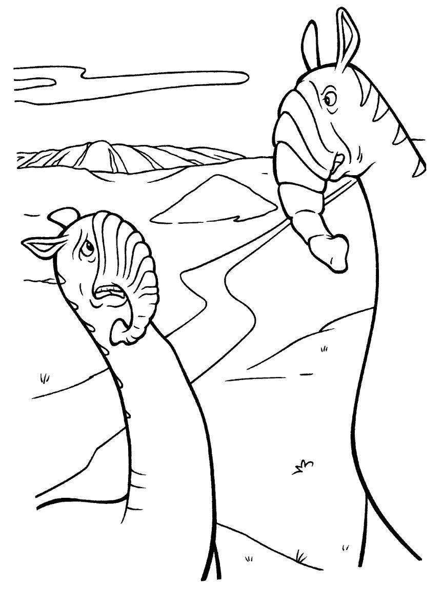 Ice Age 4 Coloring Book Ice age buck colouring pages