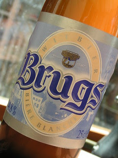 Week 35-52 Beers, Brasserie Union, Brugs White, Belgium