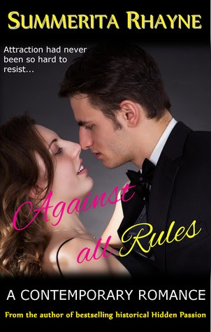 Book Review Opportunity: Against All Rules by Summerita Rhayne