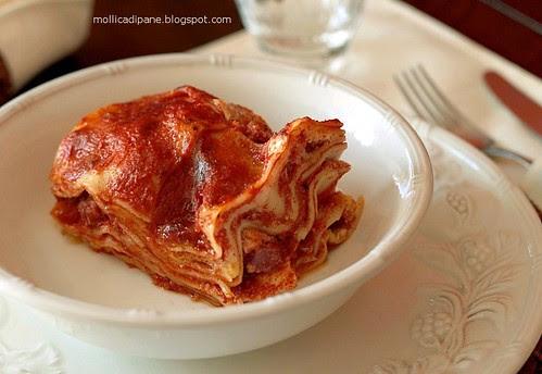 Lasagna al forno lucana F