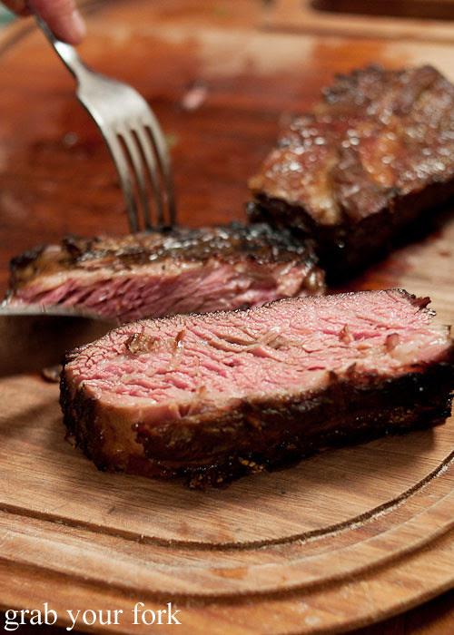 sous vide beef short rib