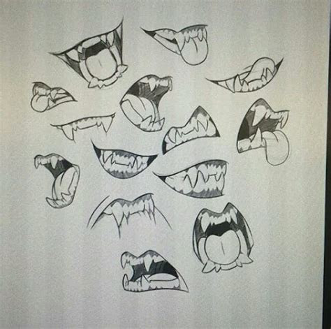 monster mouths drawing outlines   mouth drawing