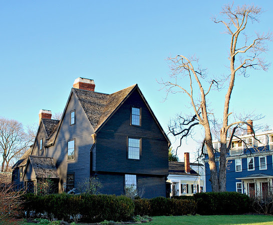 Salem's The House of the Seven Gables