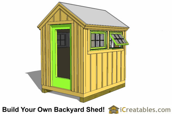Greenhouse Chicken Coop Plans Small House Interior Design