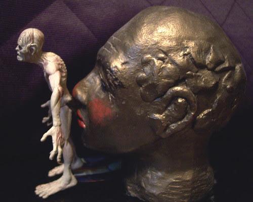 Gollum gets a rim job