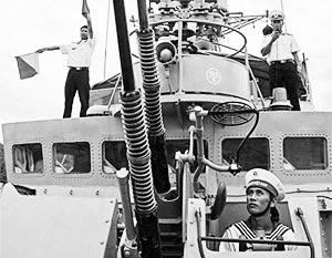По словам представителя Ханоя, вьетнамские корабли «заняли стационарные позиции», чтобы помешать размещению буровой установки