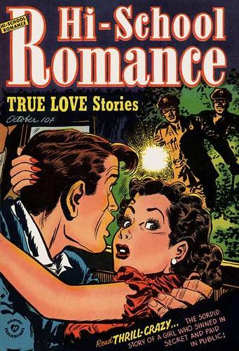Hi-school romance 17 (1952)