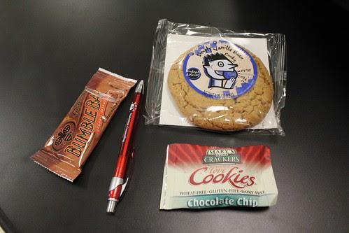 swag bag treats