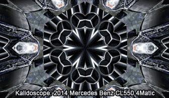 Kaleidoscope: 2014 Mercedes-Benz SLR CL550 4MATIC