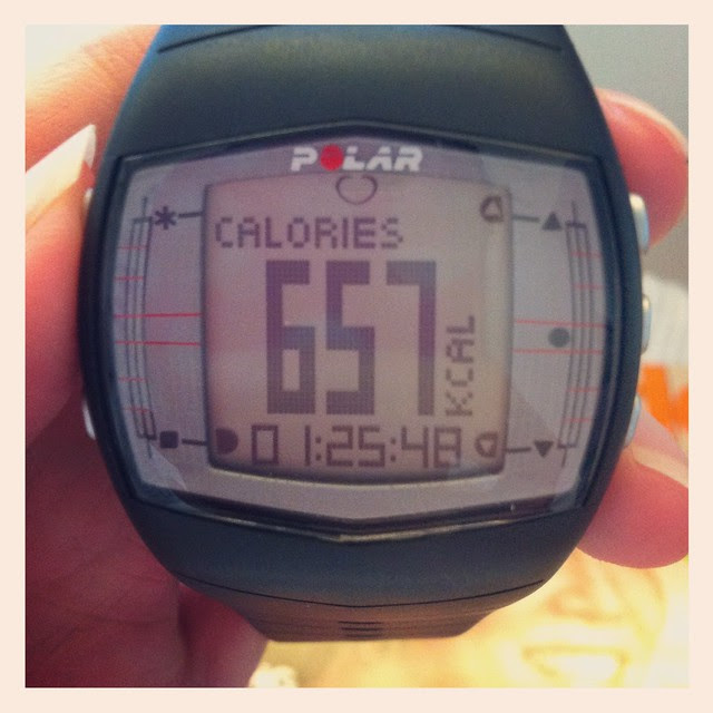 heart rate watch - fitology