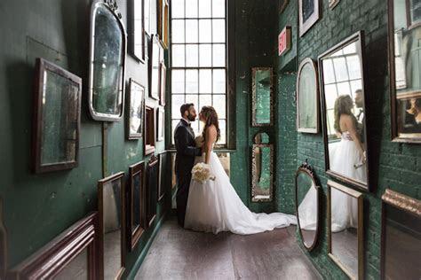 New York Wedding at The Metropolitan Building   Junebug