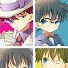 Kaito Kid Detective Conan Chibi