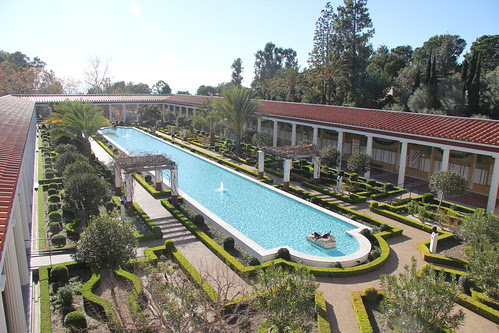 Getty Villa by iansand
