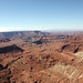 View of Canyonlands from Dead Horse Point State Park